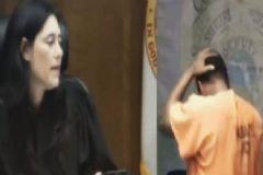 Hırsız Olarak Gittiği Mahkemede Hakim Tanıdık Çıktı