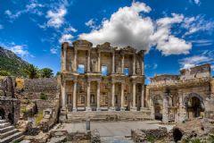 Efes Antik Kenti UNESCO Dünya Miras Listesinde Yer Aldı