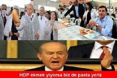 Bahçeli'nin HDP Tutumu Capslere Yansıdı