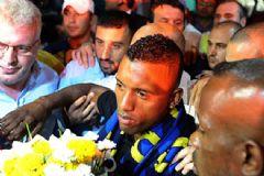 Fenerbahçe Nani'yi Borsa'ya Bildirdi