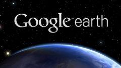 Google Earth'den 10. Yıla Özel Sürprizler