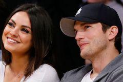 Ashton Kutcher ve Mila Kunis Evlendi
