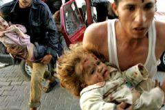 Uluslararası Çocukları Koruma Örgütü İsrail Soykırımını Açıkladı