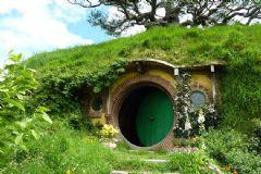 Sivas'ta Hobbit Köy Kuruluyor