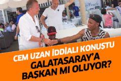 Cem Uzan'dan İddialı Galatasaray Mesajı