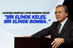 Mehmet Ali Şahin HDP'ye Yüklendi
