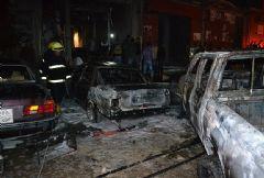 Irak'ta Bomba Yüklü Araç Patlatıldı: 100 Ölü