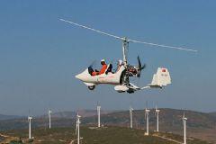Türkiye – Kıbrıs Arası İlk Defa Gyrocopterler İle Geçildi