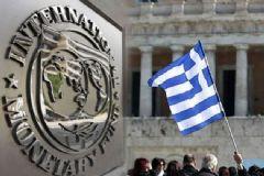 Yunanistan IMF'ye Borcunu Ödedi