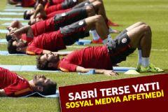 Terse Yatan Sabri Yine Sosyal Medyanın Gündeminde