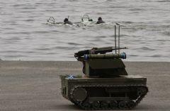 Rusya Ölüm Robotunu Tanıttı