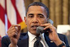 Obama'dan Erdoğan'a Başsağlığı Telefonu