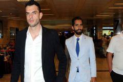 Beşiktaş'ın Yeni Transferi Rhodolfo İstanbul'da