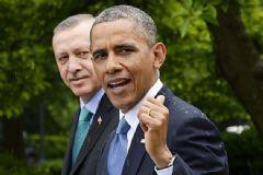 Beyaz Saray'dan Erdoğan ve Obama Görüşmesi İçin Açıklama