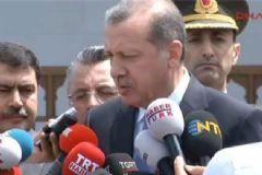 Cumhurbaşkanı Erdoğan'dan DAEŞ Açıklaması
