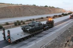 Yeni M60'lar da Sınıra Sevkedildi