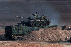 Sınırda 5 DAEŞ Militanı Öldürüldü