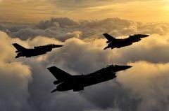 F-16lar Suriye'de Nereleri Vurabiliyor?