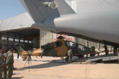 Milli Helikopter Terör Bölgesinde
