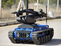 Bombayı Yerli Robot İmha Ediyor