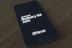 Galaxy S6 Mini'nin Fotoğrafları Sızdırıldı