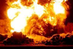 Roketsan'da Patlama (27 Temmuz 2015)