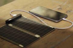Bu Şarj Aleti Güneş Enerjisiyle Çalışıyor