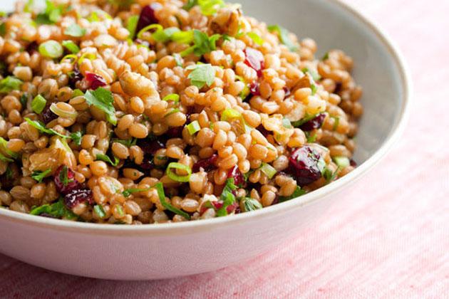 Diyet Yemek Tarifleri -  Buğday Salatası
