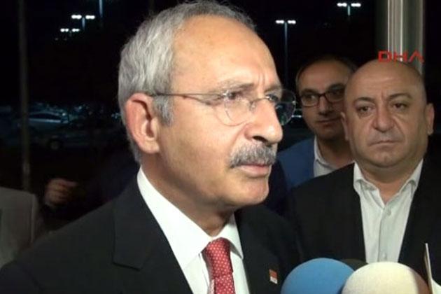Kılıçdaroğlu: Hükümet Kurma Süreci Henüz Bitmedi