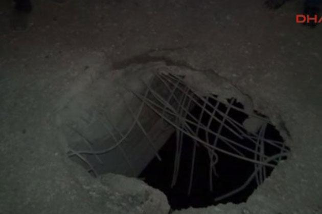 Nusaybin Ahmet Kaya Köprüsü'nde Patlama! 3 Yaralı