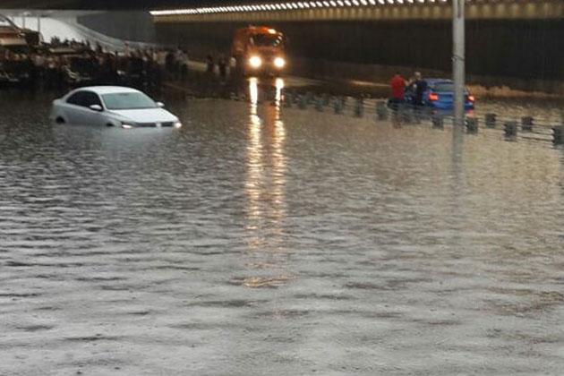 Ankara Bir Kez Daha Sular Altında Kaldı
