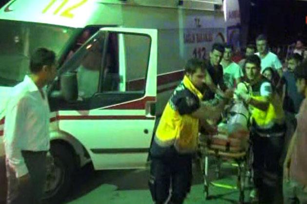 Balaban Jandarma Karakol Komutanlığı'na Bombalı Saldırı