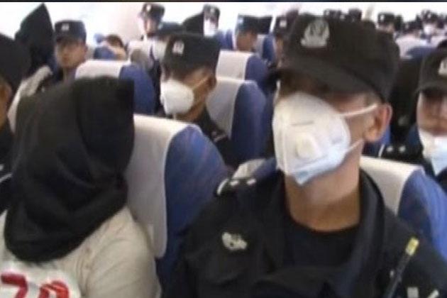 Çin 45 Uygur Vatandaşını Mahkum Etti