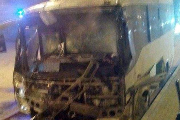 Mardin'de Çevik Kuvvet Midibüsüne Saldırı: 19 Yaralı