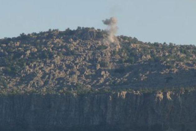 Hakkari Şemdinli'de 2 Birliğe Saldırı Düzenlendi