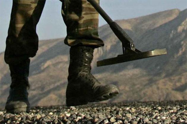 PKK'lılardan Askere Mayınlı Tuzak