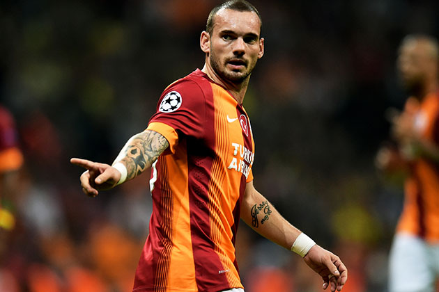Sneijder Yeni Sözleşme İmzaladı Mı?