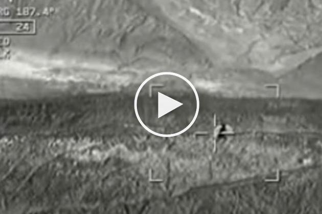 PKK Kamplarına Hava Operasyonu: 60 Terörist Öldürüldü