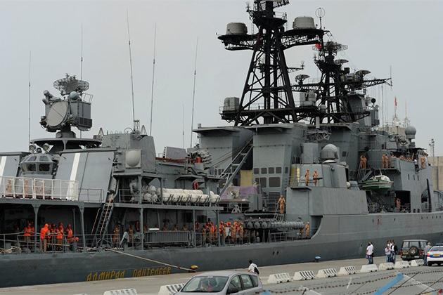 Rusya IŞİD'i Hazar Denizi'nden Vurdu