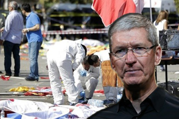 Apple CEO'su Tim Cook'tan Ankara Mesajı