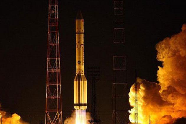 Türksat 4B Kazakistan'dan Uzaya Fırlatıldı