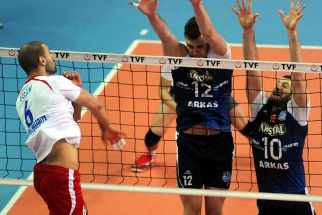 Arkas Spor: 3 Şahinbey Belediyespor: 0 TSYD Dostluk Kupası Maç Sonucu