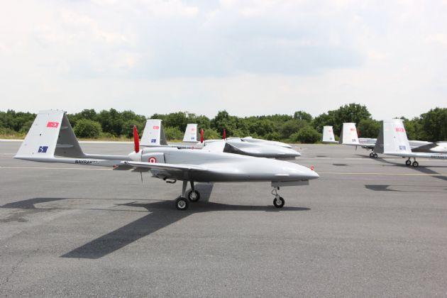 Emniyet'e Yerli İnsansız Hava Aracı
