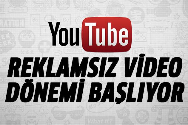 YouTube Kullanıcılarından Aylık 30 Lira Alacak
