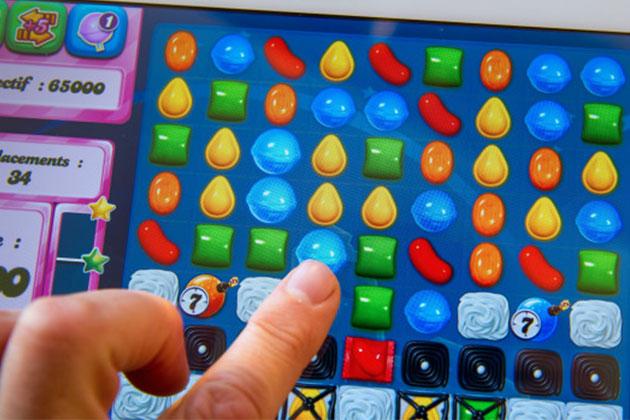 Candy Crush Oyunu Satıldı