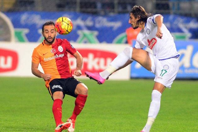 Çaykur Rizespor: 4 Galatasaray: 3