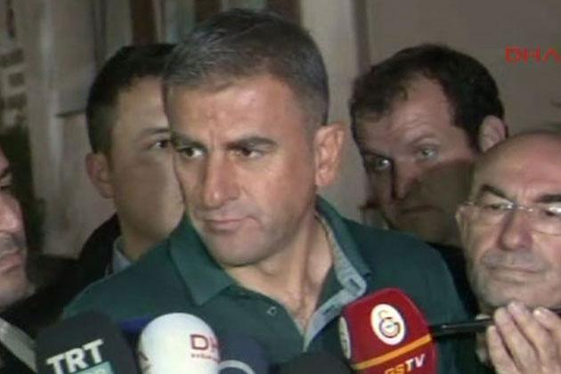 Hamza Hamzaoğlu: Kararı Yönetim Almış