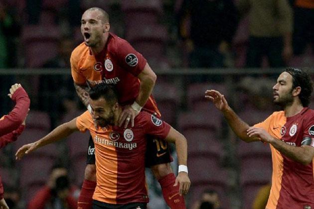 Galatasaray: 3 Antalyaspor: 3