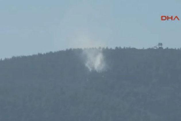 Türk F-16'ları Sınır İhlali Yapan Uçağı Düşürdü