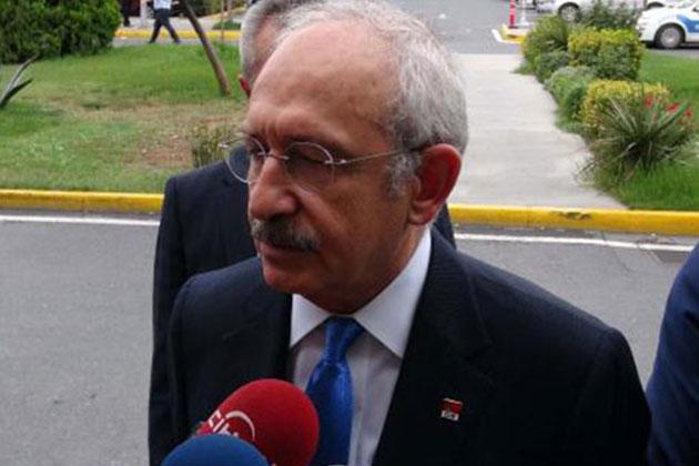 Kılıçdaroğlun'dan Sınırda Olan Olaylar Hakkında İlk Açıklama